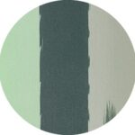 Green Ash Stripe (tuhkroheline-tumeroheline)